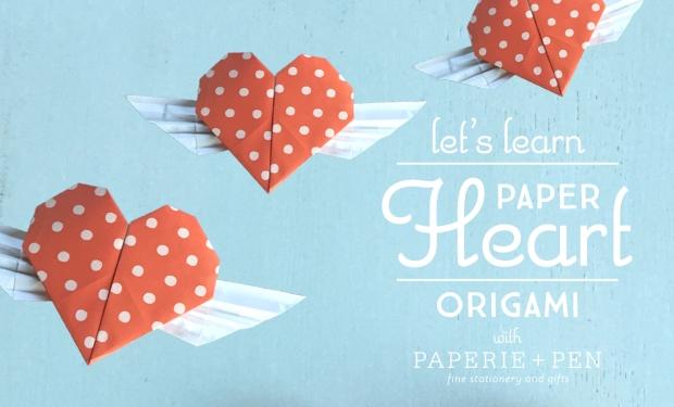 PaperHeartOrigami