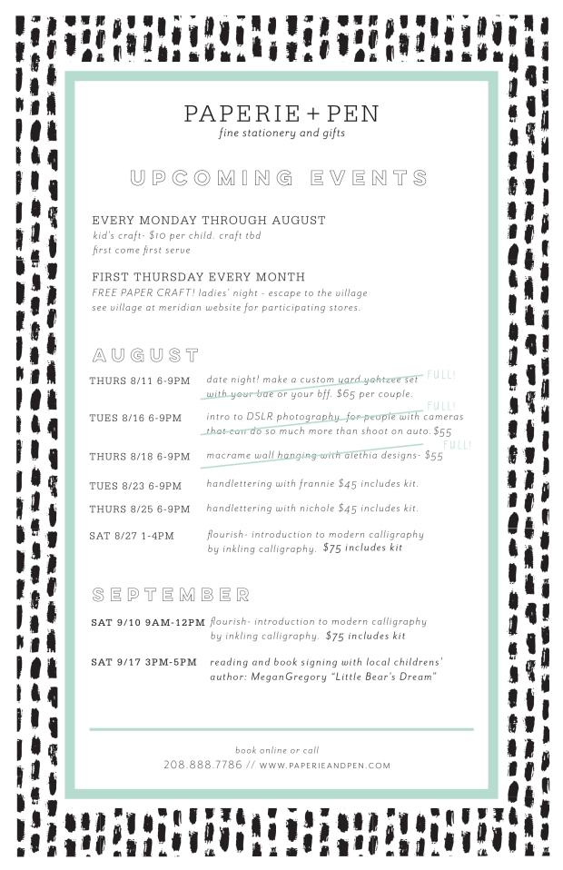 workshop-schedule_aug-sep